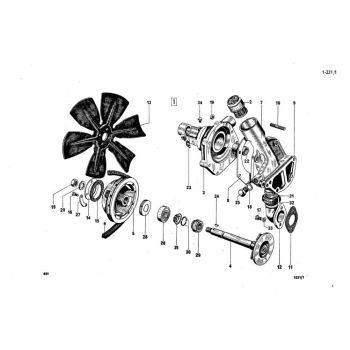 Engine - Waterpump